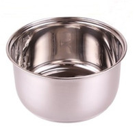 Wholesale 4Lrice cooker stainless steel non stick inner pot rice cookers pot hardware kitchen appliance accessories parts of hardware ice barrels L