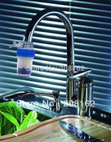 Wholesale Water Guards Faucet Water Purifier Household Dual port Kitchen Faucets Water Filters Free To Send A Filter Element