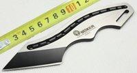 Wholesale Boker Straight Saving life Knife