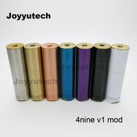best connections - 510 Thread Electronic Cigarette Mods mm Diameter Mechanical Mod Clone Unique Hybrid Connection Best E Cigarette Mods nine mod