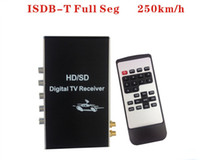antenna marketing - 4 video ouputs dual antenna ISDB T Car Digital TV box Receiver for Brazil and South America Market applies to Car DVD Player