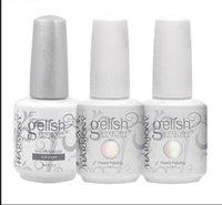 Wholesale 300pcs High quality Brand Harmony gelish Nail Polish UV LEDgel polish colors ml