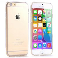 Wholesale 0 mm Ultra Thin Slim Clear Soft TPU Rubber Transparent Case Cover Skin for iPhone S S S Plus Samsung Galaxy edge S5 Note