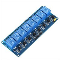 arduino relay control - Shield Module Control Or PIC AVR DSP ARM MCU For Arduino Optocoupler Channel channel V Relay