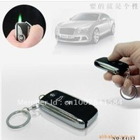 remote control car gas - New strange creative gifts car keys lighter individual character modelling the remote control