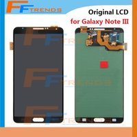 Cheap Original LCD Screen & Digitizer Assembly for Samsung Galaxy Note 3 III N900 N900R4 N900T N900P N900V N9006 N900A N9005 In Stock