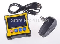 Wholesale Professional DXL360 Digital Protractor Inclinometer Level measure Box Resolution order lt no track