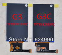 All'ingrosso-Original Screen Display LCD g3 Display di ricambio per JIAYU G3 G3S G3T tocco Pane shipping +