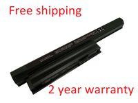 Wholesale New battery cells mAh Laptop Battery for SONY Vaio VPCEH16EC VPCEL15EC VGP BPL26 VGP BPS26 VGP BPS26A factory directly