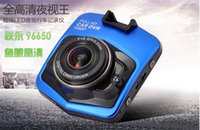 Wholesale 2015 Free DHL New Original G90 Car Dvr Ambarella A7 P Full HD Degree Night Vision Car dvrs Video Recorder Camera HDR