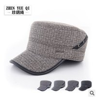 Wholesale Fashion Military Hat Baseball Cap Men And Women Outdoor Travel Sun Hat Army Hat