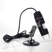 Wholesale 1Set New Portable USB Digital X MP Microscope Endoscope Magnifier Camera Led