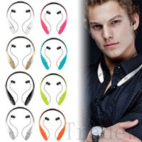 Cheap HBS900 HBS-900 Bluetooth Headset for iPhone 6 Plus 5S Samsung S5 S6 Edge LG Tone Wireless Sports Earphone Mobile Phone with Packing