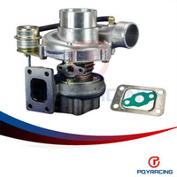 Wholesale PQY GT2870 GT28 GT2871 compressor housing AR turbine a r T25 flange bolt with actuator Turbocharger turbo PQY TURBO31