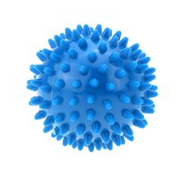 Wholesale Lighteweight Yoga Balls Blue Spiky Massage Ball for Hand Feet Body Building Balls Professional Fitness Equipment