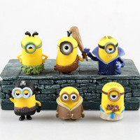 baby vampires - ArielBaby Set Baby Toy Minions Cosplay Pirate Primitive Vampire Action Figure Model Doll Christmas Halloween Gift Tracking Code