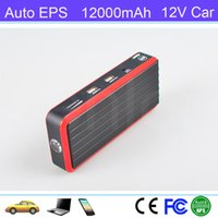 Wholesale Auto EPS Bolt Power T7 mAh Mini Multi Function Jump Starter Emergency Power Bank Charger For Car Start Phone Charger