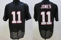 Cheap Football 11 Julio Jones Best Men Short Football Jerseys