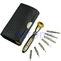 Wholesale L10925 in Portable Pocket Precision Screwdriver Wallet Set Repair Tools Kit