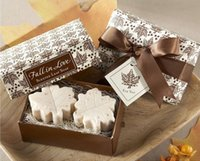 baby favors ideas - Maple Leaf Style Soap Wedding Favors Baby Shower Gift Idea for Wedding Guest