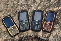 dual sim phones gsm cdma - Unlocked Discovery A12 P67 Waterproof Shockproof Dustproof Dual Camera Dual SIM Cards GSM CDMA Russian language cell phones