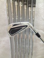 Wholesale Golf clubs AP2 irons set P with dynamic gold Steel R300 shaft Free headcover AP2 Golf irons
