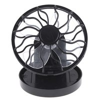 Wholesale Max Speed RPM Fans Cooler Clip on Solar Cell Fan Sun Power Energy Panel Cooling