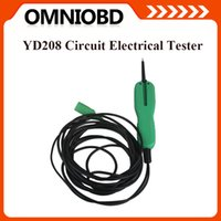 automotive circuit tester - 2016 YD208 Electrical System Circuit Tester With Same Function For Autel PowerScan PS100Freeshipping