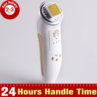 Wholesale Mini Fractional RF Radio Frequency Anti aging Thermage Beauty Skin Care Therapy Photon Rejuvenation Face Lift Wrinkle Removal Machine
