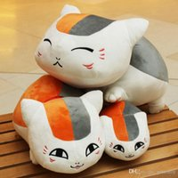 Big Kids comic books - 60cm Japanese anime Colorful Edays Natsume Yuujinchou Natsume s Book of Friends Plush Toy the Cat Teacher
