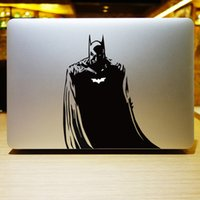 Wholesale The series of Batman Creative personality Vinyl Local Decal Sticker Skin for Apple MacBook12 quot air11 quot quot Pro13 quot quot quot Retina13 quot quot