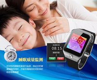 galaxy gear smart watch - Galaxy Gear quot inch Touch Screen SIM Pedometer FM Bluetooth Wrist M6 Smart Watch Cell Phone For IOS iPhone S S S5 Note