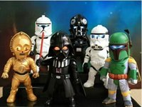 abs articles - The new Star Wars movable can light six furnishing articles do doll birthday gift box of eggs hand car