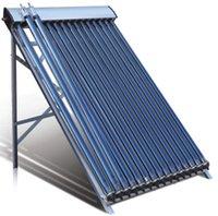 calentador de agua solar de tubo 150L tubo de calor colector solar caliente, energía 2016 JJL nuevos productos solares