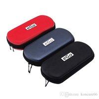 Wholesale 2014 hot selling EGO bag Ego zipper case for Electronic Cigarette packing ego case ecig bag case size M mm