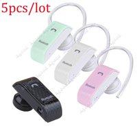 Bluetooth Headset small wholesale lots - 5PCS NEW fashion Universal Wireless BT300 small mini Mobile Phone Bluetooth Headset Earphone SV004202