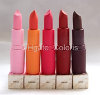Wholesale Lipstick Gia Valli Collection Matte Lipstick g Have Different Colors With English Name