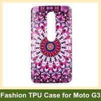 animal wind chimes - New Tribe Animal Elephant Owl Bear Cat Flower Wind Chime Soft Gel TPU Cover Case for Motorola Moto G Moto G3 Drop Shipping