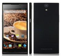 Cheap Unlocked Ulefone U5 5.5Inch MTK6582 Quad core android phone Smartphone IPS QHD Screen 1GB RAM 4GB ROM 5.0+8.0MP Android4.2