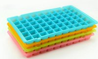 Wholesale Mini Ice Cube Trays Each Tray Makes Square Cubes Home Bar Drinks