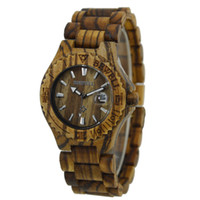 bewell watch - 2015 Newest design men s health wood watch luxury brand BEWELL wood watch man wristband wood watches