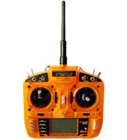 airplane radio receiver - Full Range GHz channel Remote Control Radio Transmitter W Receiver for Heliopter Airplane Four axis Aircraft