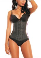 body shaper corset - 2015 HOT women slimming body shaper plus size sexy bodysuit corset hot shaper waist training