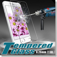 Wholesale New For S6 active shield Screen Protector Film Tempered Glass For S6 S6 edge For iPhone plus iphone Samsung S5 Note retailbox