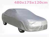 Wholesale New Universal Car Cover Waterproof Resistant Dirt Sun Dust UV Shield order lt no track