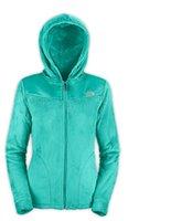 sports ribbon - 2015 Women Hooded Osito Jacket Pink Ribbon Fleece Osito Jacket Outdoor Casual Sports Winter Jacket Women NFT jacket high quality