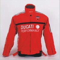 auto mechanic clothing - Fall Hot brand F1 car Winter mechanics work clothes Auto car motorcycle clothing for DUCATI Challenge A178