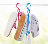clothes drying rack - At home practical hanging shoe rack type drying shoe rack drip dry clothes rack
