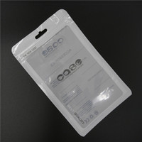 Wholesale Retail Package Pouch OPP Poly Plastic Dustproof Bag Pocket x11 CM Large Size for Samsung Galaxy S3 S4 iphone Leather Case Cover