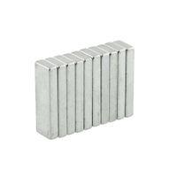 Wholesale Hot Useful Block Super Strong Cuboid Magnets Force Rare Fridge Neodymium x10x4mm